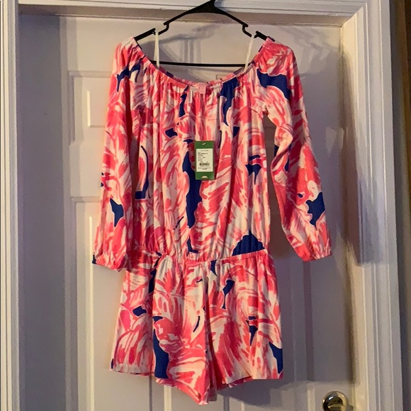 Lilly Pulitzer Other - Lilly Pulitzer romper